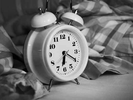 despertador trastorno del sueño