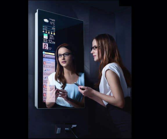 Espejo inteligente Cybertecture Mirror