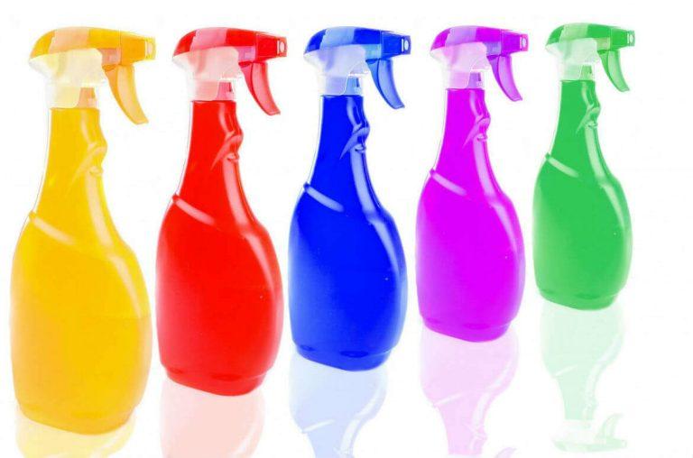 Limpieza orgánica hogar