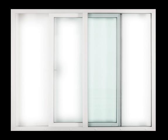 Que es una ventana corredera