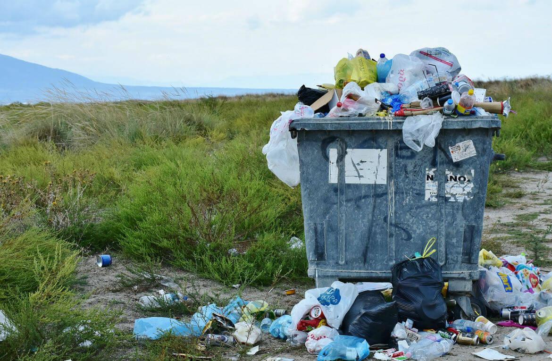 Residuos en España