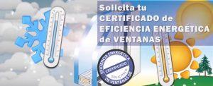 Plan Renove Ventanas 2019 Madrid