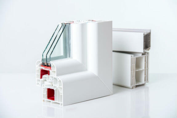perfil pvc ventanas triple acristalamiento